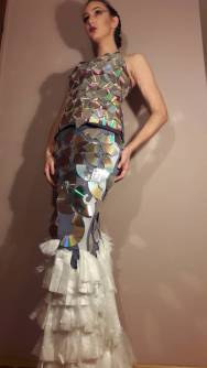 Marta Banjevic VIII3 Maturska haljina